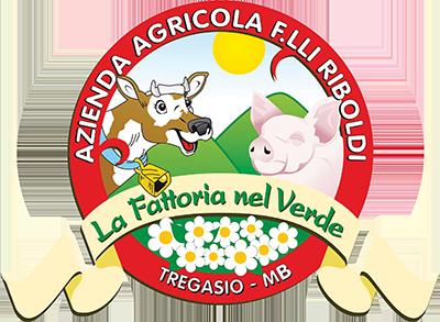 La fattoria nel verde logo